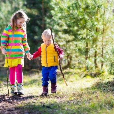 Getting Your Family Outfitted in The Best Kids Hiking Boots