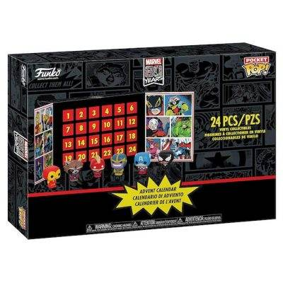 Marvel Funko Advent Calendar