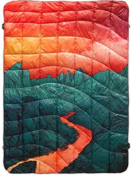 RumplDown Puffy Blanket