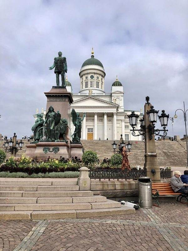 Senate Square- Helsinki