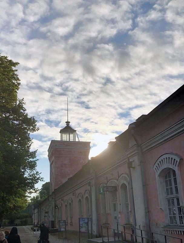 Suomenlinna gate