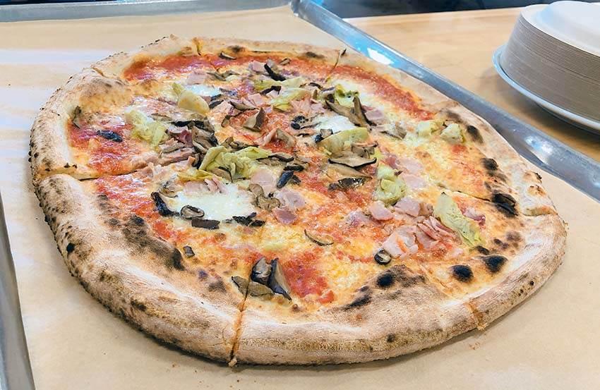 Alino Pizzeria Mooresville NC