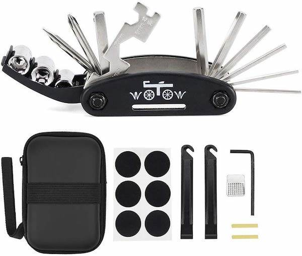 Portable Bike Repair Kit
