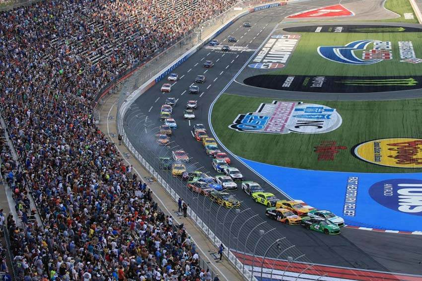 Charlotte Motor Speedway Bank of America ROVAL™ 400