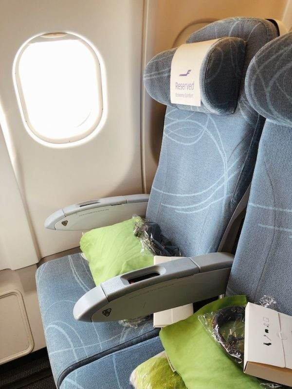 Finnair Economy Comfort