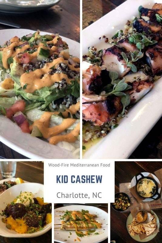 Kid Cashew small plates