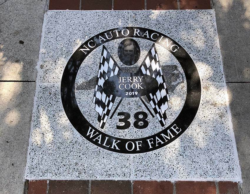 NC Auto Racing Walk of Fame
