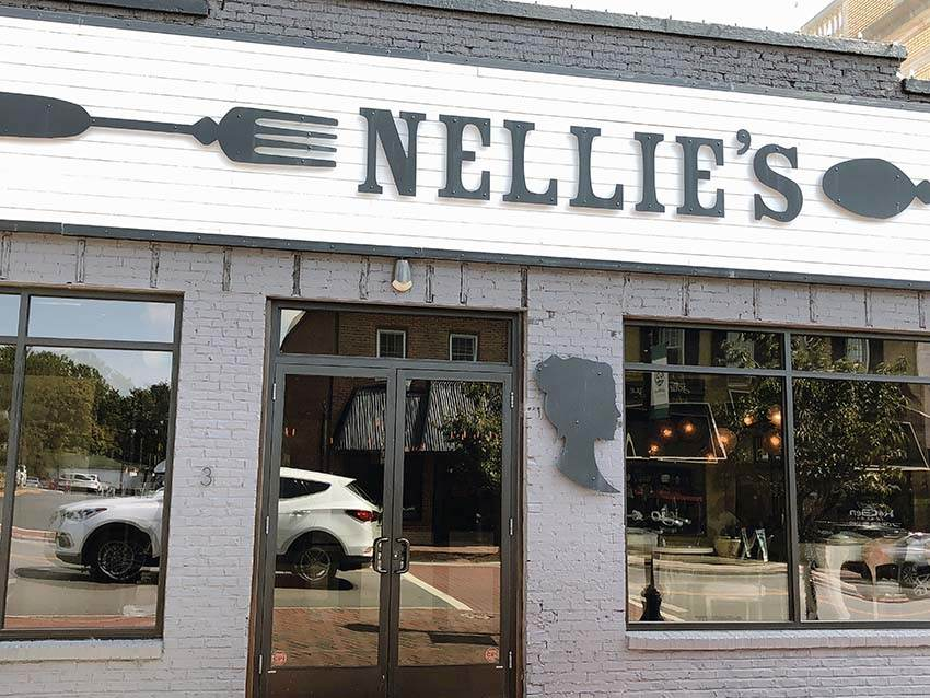 Nellie's Southern Kitchen facade