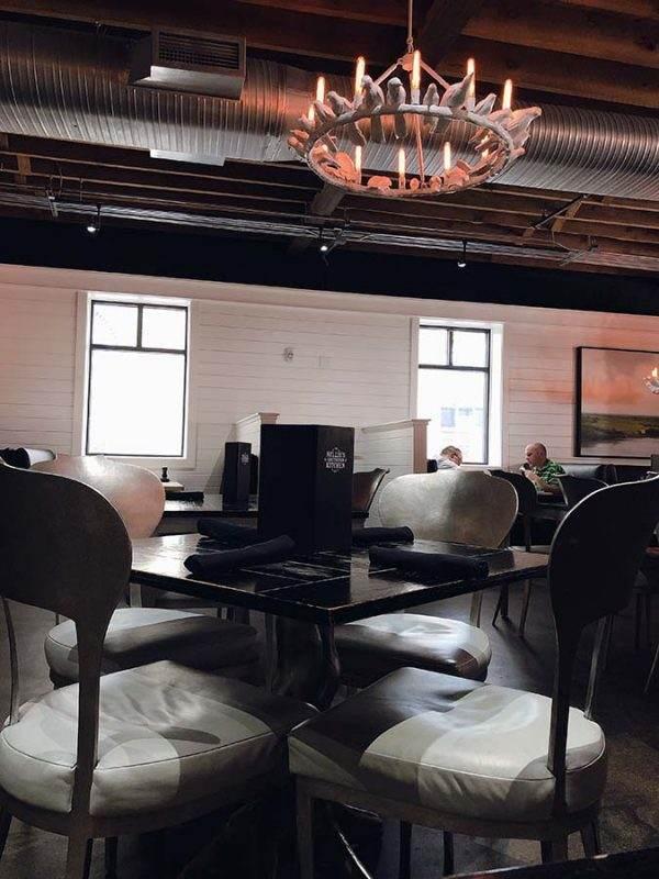 Nellie's restaurant interior