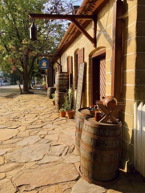 Old Salem Pottery Shop