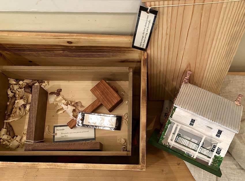 Old Salem Exploration Boxes
