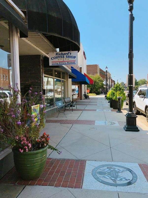 Main Street Mooresville NC