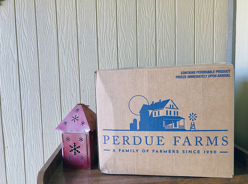 Perdue Farms Meat Delivery Service