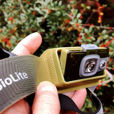 Small but Mighty – BioLite HeadLamp 200 Review