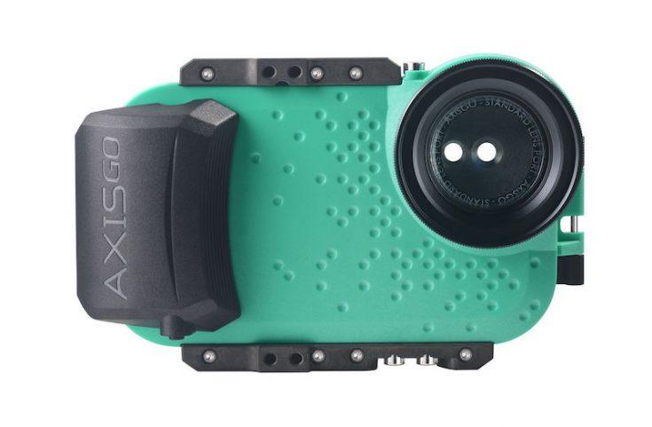 Aquatech AxisGO Water Housing for iPhone