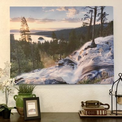 Bring the Outdoors in with a Photowall Canvas Print