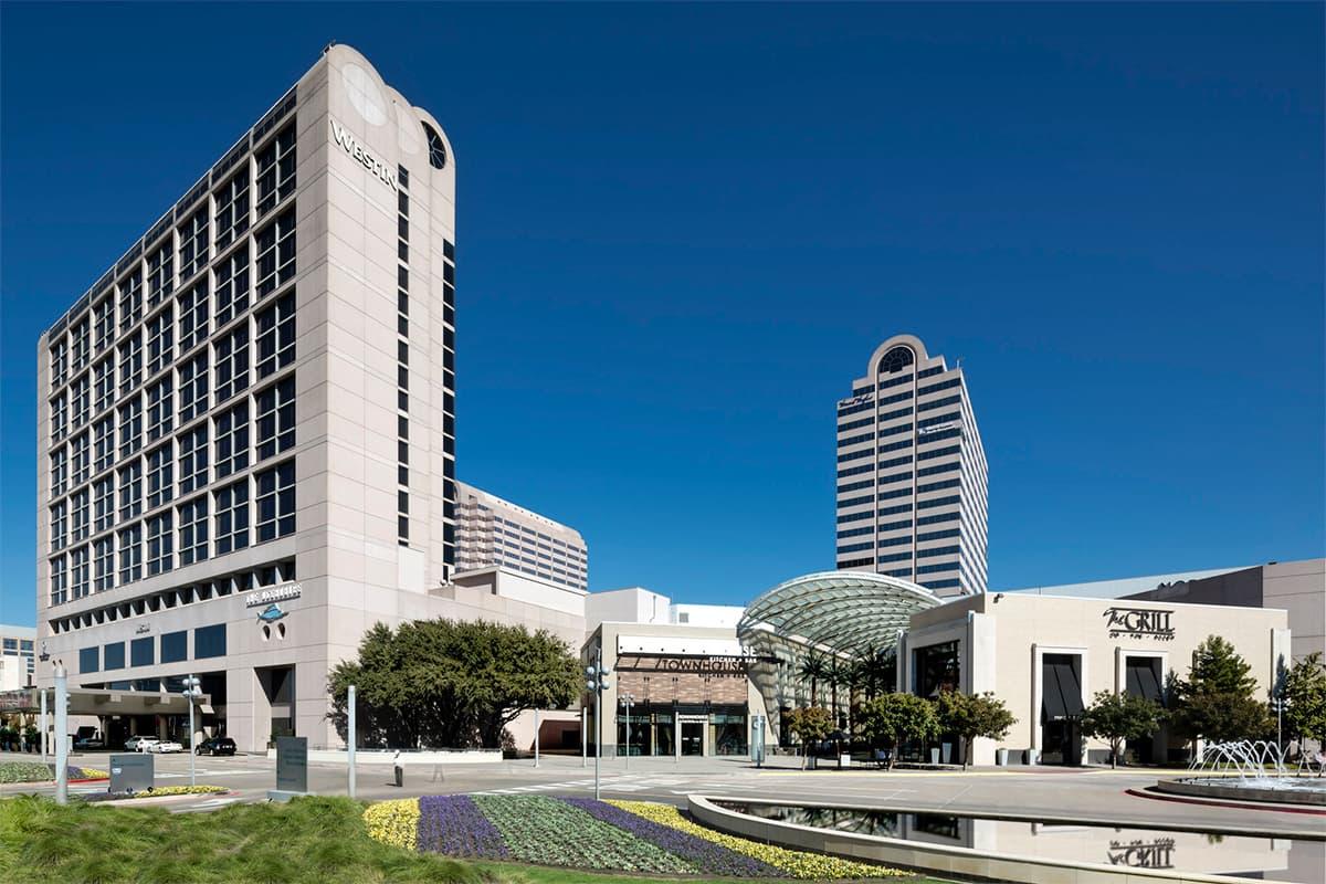 Westin Galleria Dallas exterior