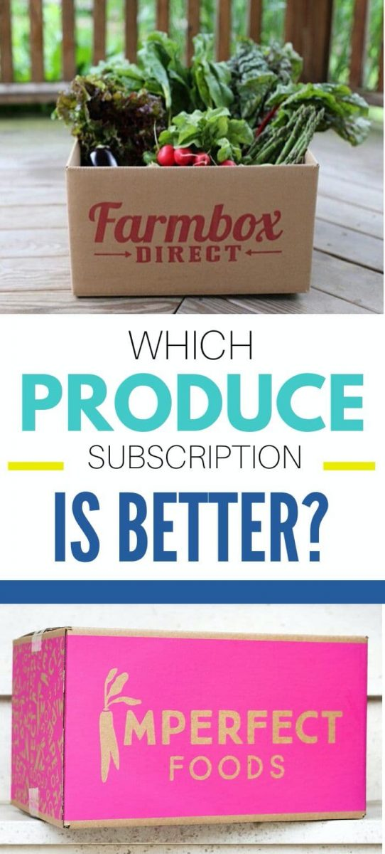 produce subscription boxes