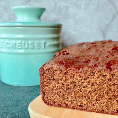 Ontbijtkoek – Dutch Spiced Breakfast Bread