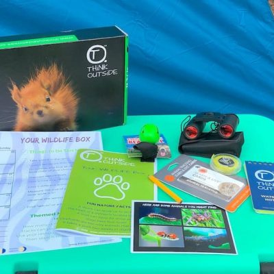 Think Outside Boxes – Nature/Outdoor Themed Subscription Box for Kids