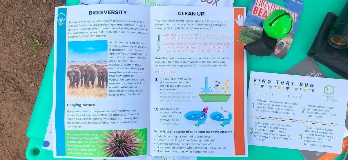 lesson on biodiversity