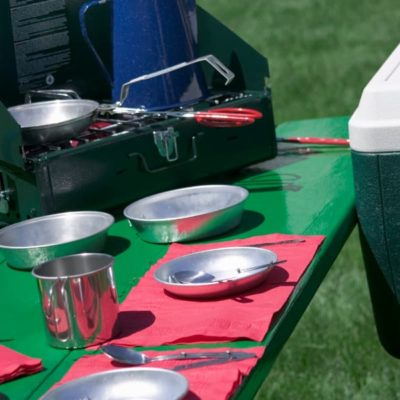 10 Secrets to Creating a Great Menu for Camping