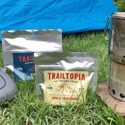 Get Both Delicious and Healthy with Trailtopia Freeze-Dried Camping Food – Review & Giveaway