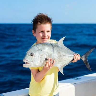 Deep Sea Fishing in Galveston, TX: A Fun Trip For the Whole Family