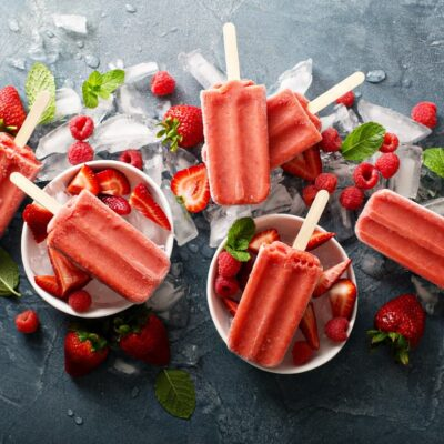 40 Healthy Homemade Fruit Popsicle Recipes to Inspire You