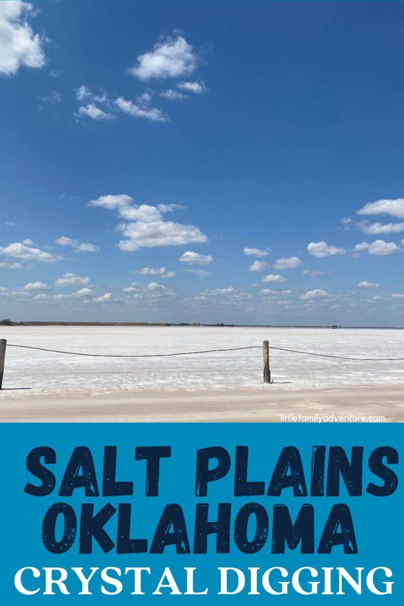salt plains Oklahoma