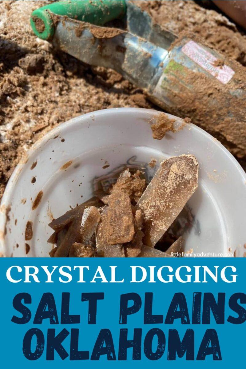 crystal digging in oklahoma