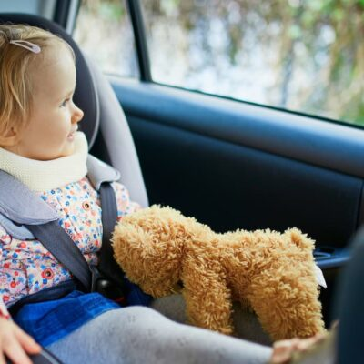 5 Tips for Keeping Your Touchy Toddler Safe During Road Trip