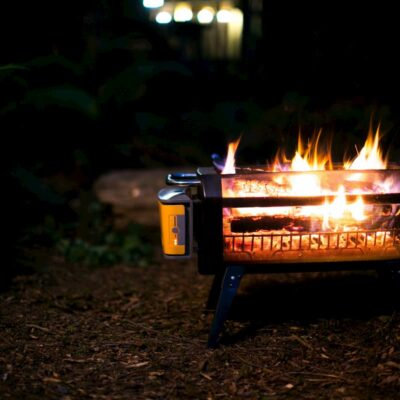 4 Best Portable Wood Burning Fire Pits for the Backyard