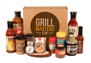 Save 5% OFF Any Grill Masters Club Subscription Box