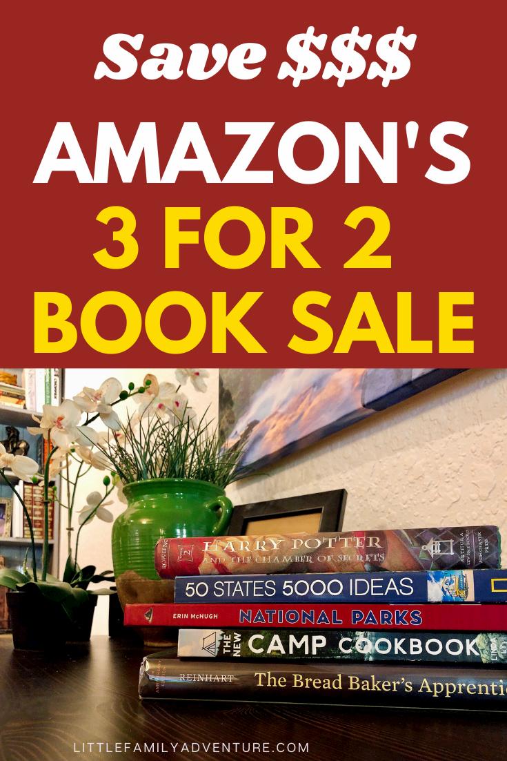 amazon book sale