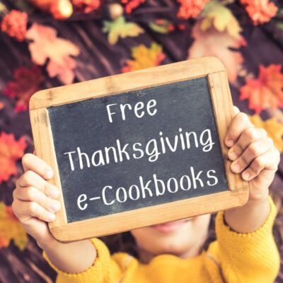 10 Free Thanksgiving Cookbooks to Inspire Your Holiday Dinner