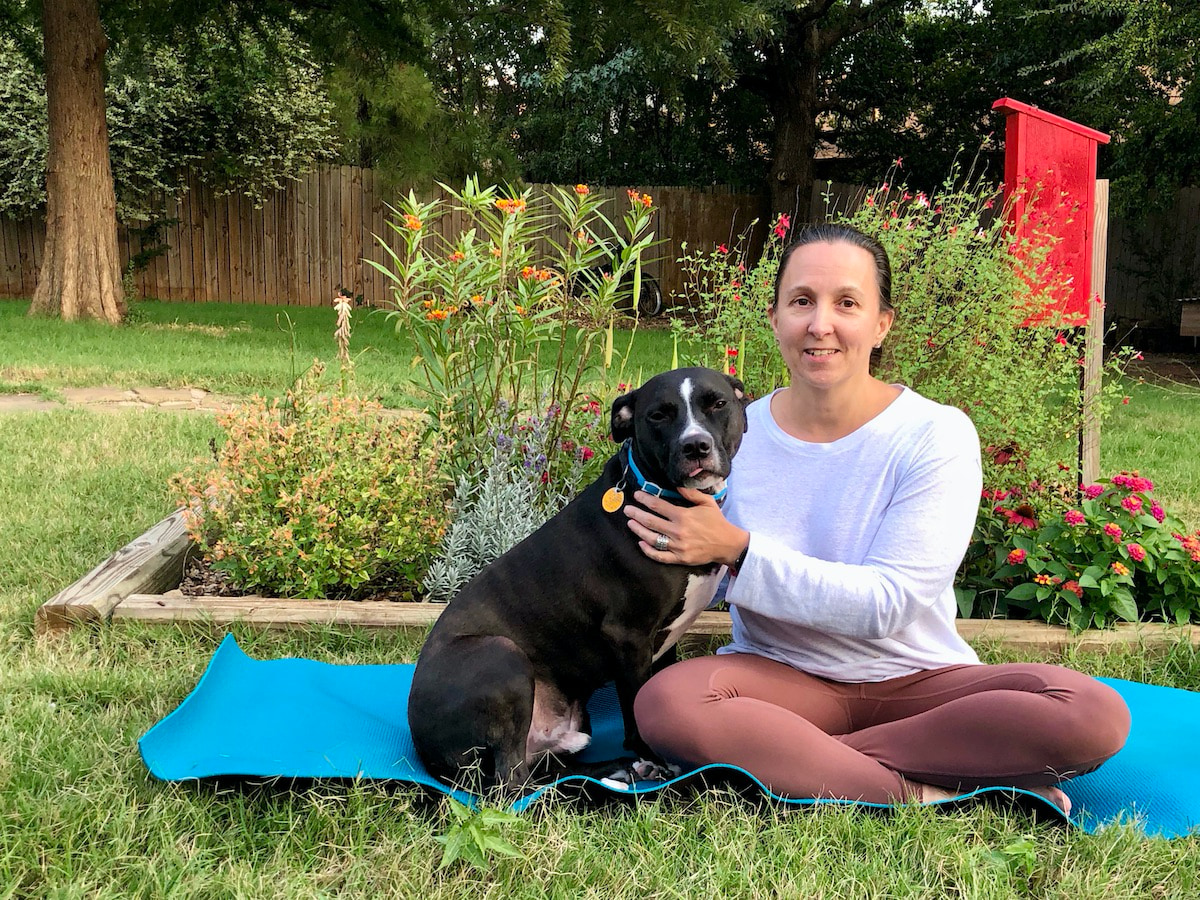 Take Time For Yourself – Do Yoga At Home or Outdoors