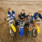 bikes on mototcross bikes