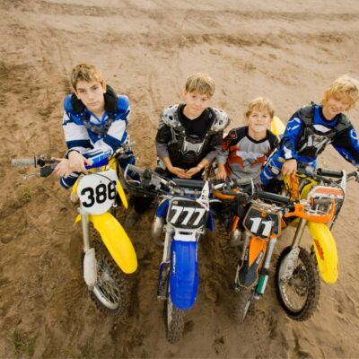 Yes, You Should Teach Your Child to Ride a Dirt Bike – Here's Why