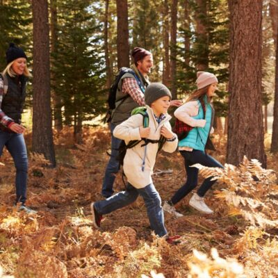 Get Outside for Your Family's Health! 5 Fun Family Activities To Do Together