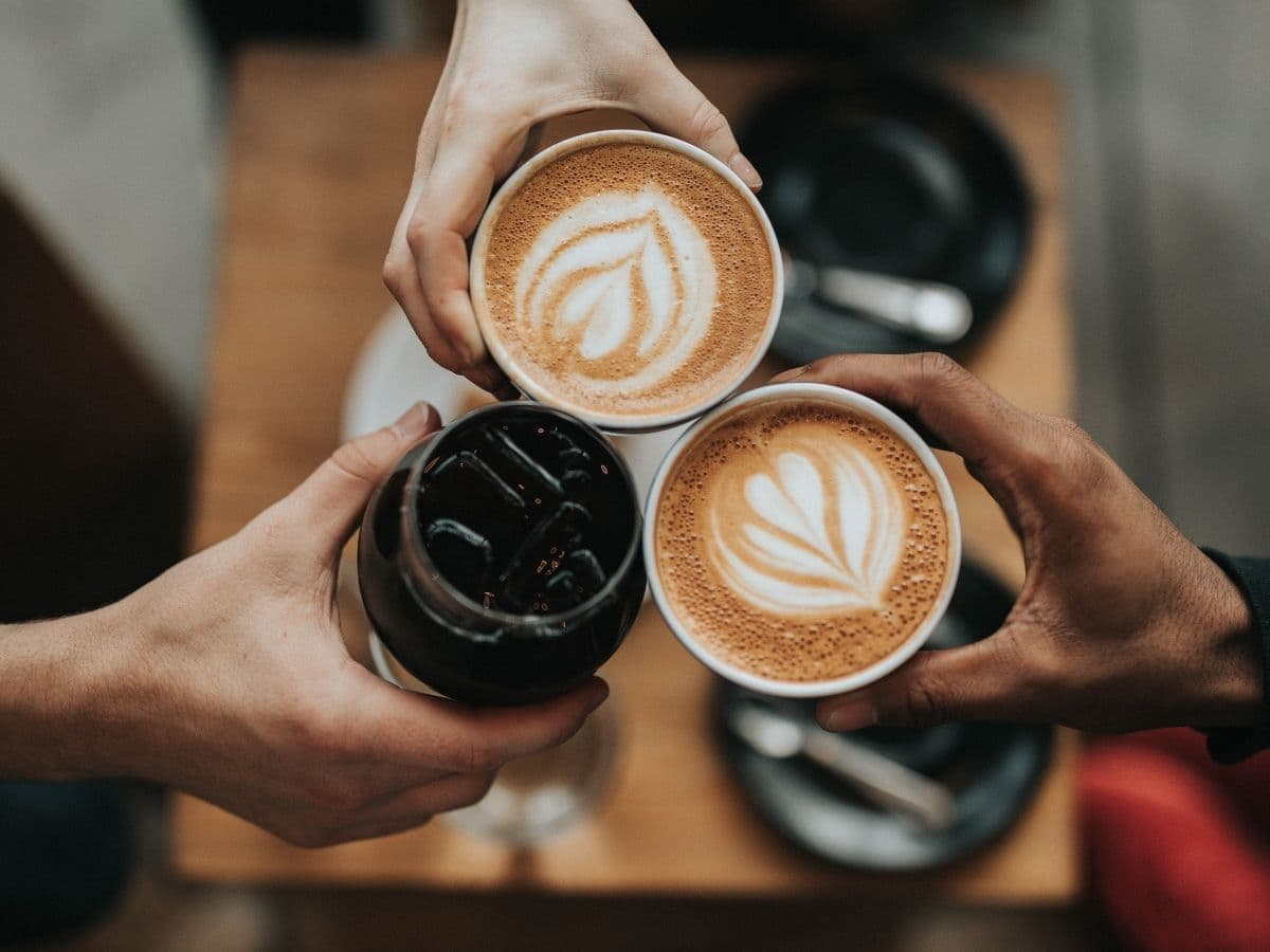 coffee trip