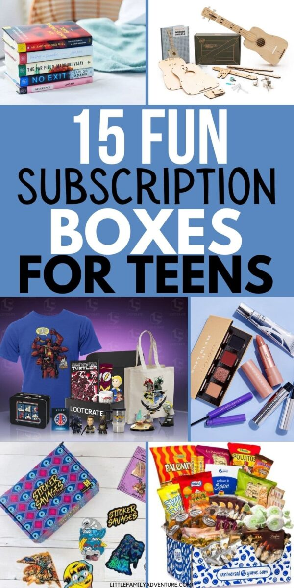 teen subscription boxes