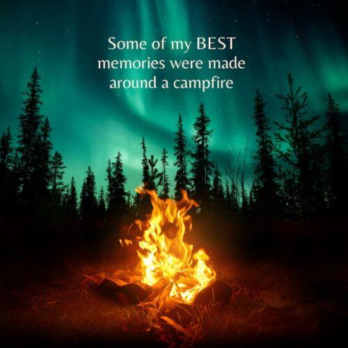 campfire meme