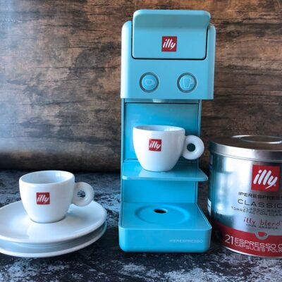 Love Every Sip – illy Y3.2 iperEspresso Espresso & Coffee Machine Review