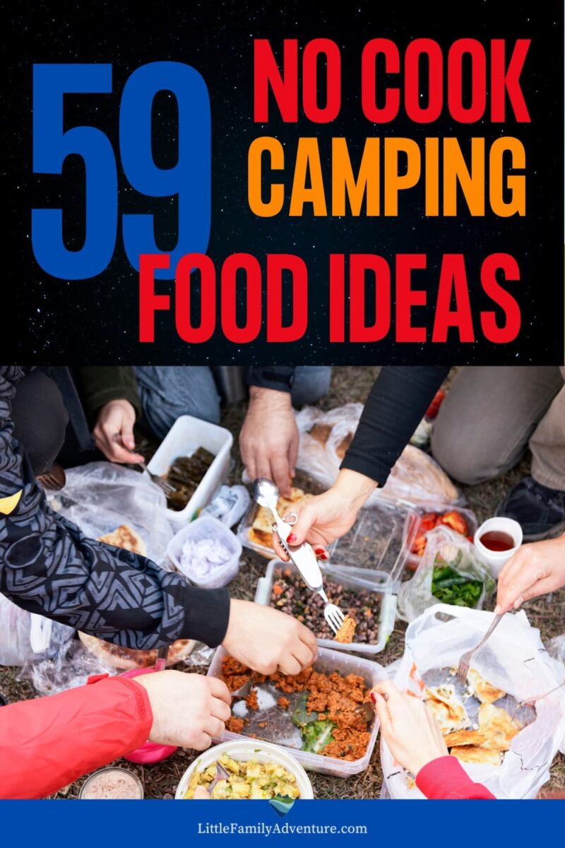 outdoor camping food