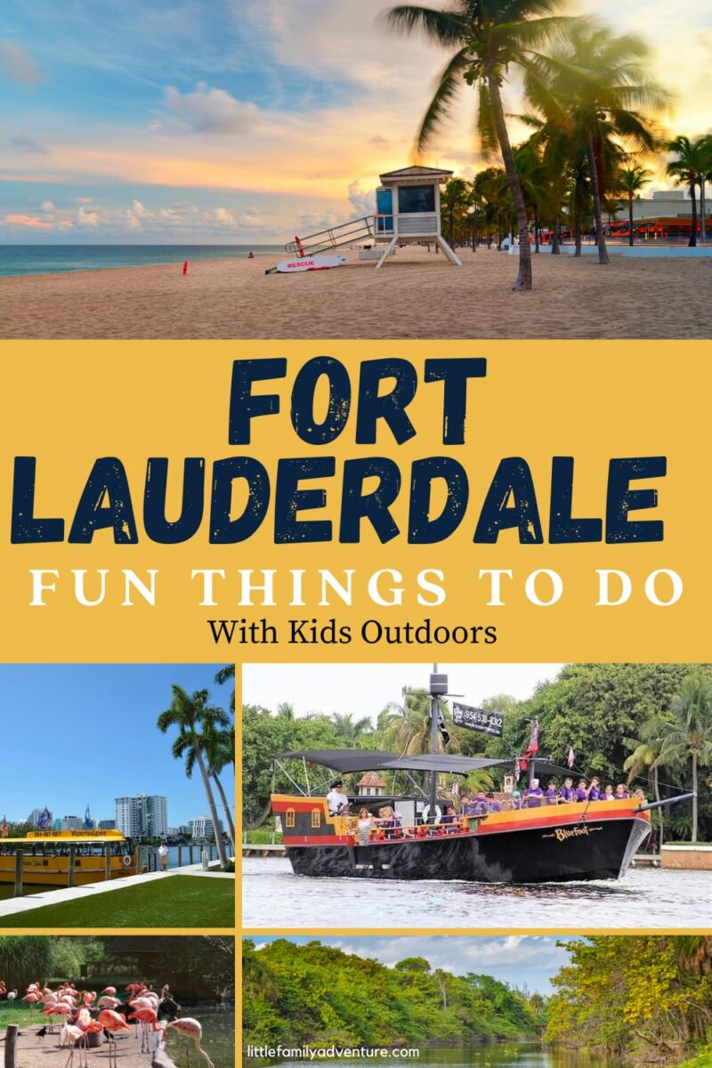 fort lauderdale collage