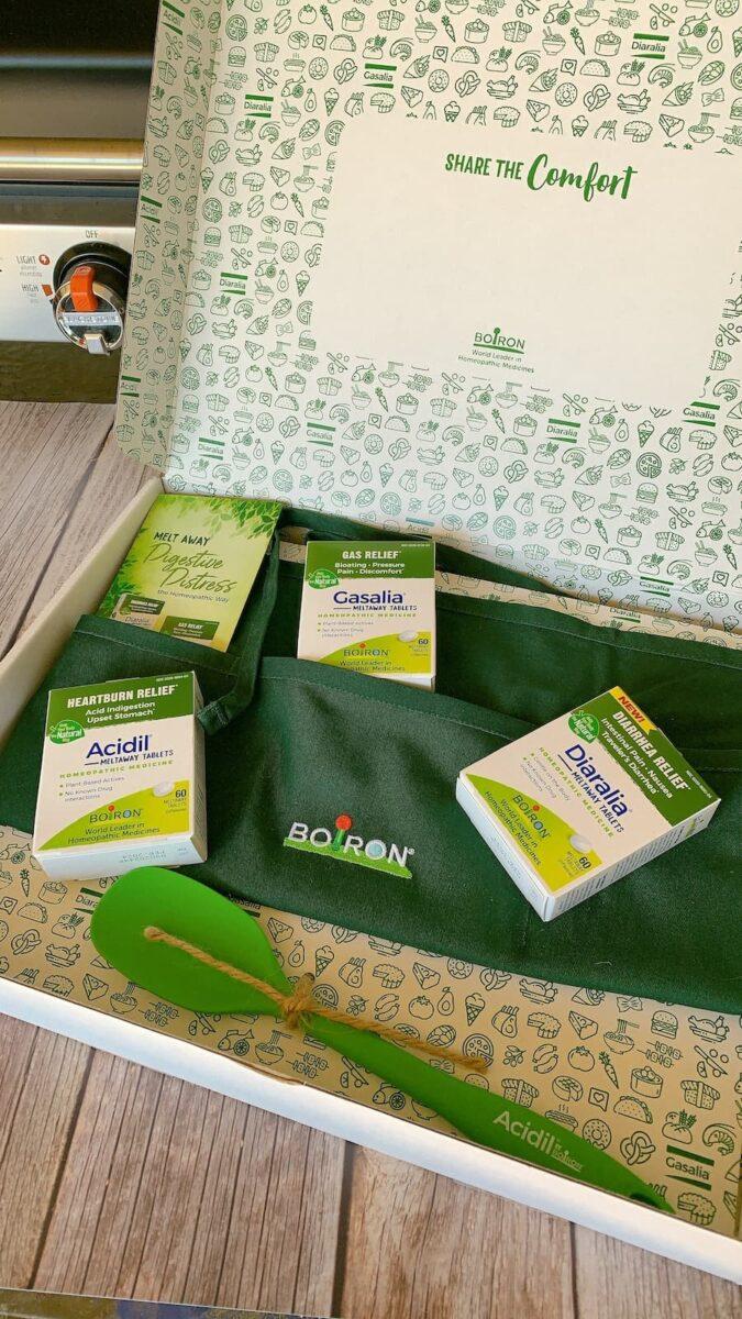 Boiron Digestive product set