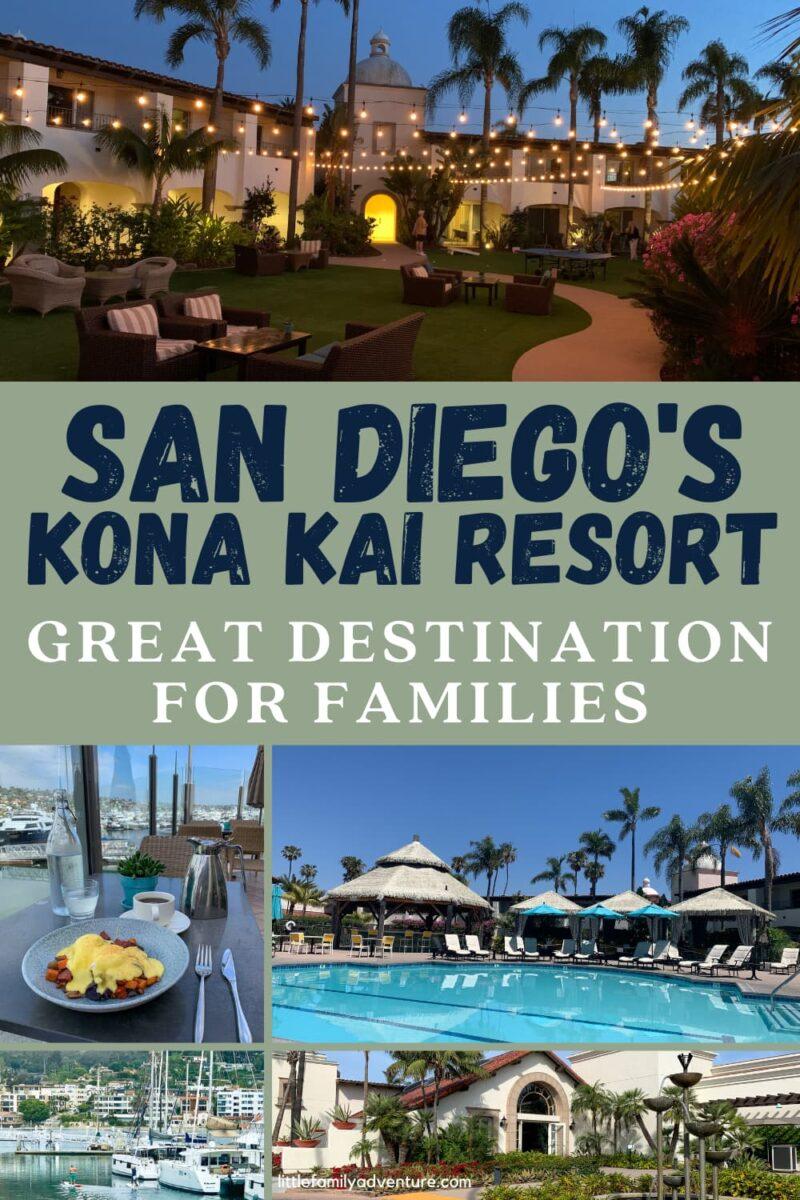 kona kai resort collage