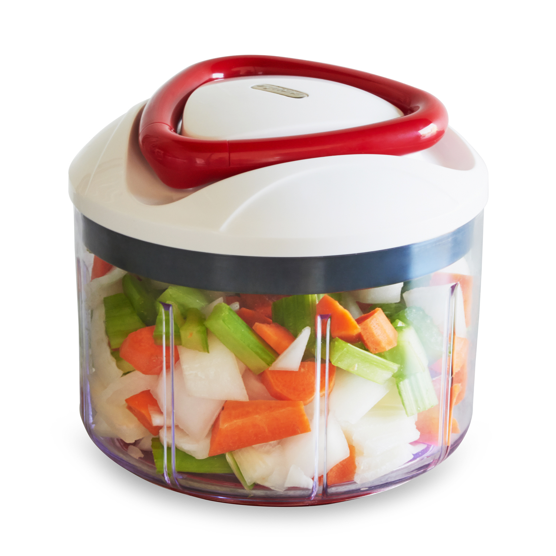 Zyliss Easy Pull Food Processor | Sur La Table