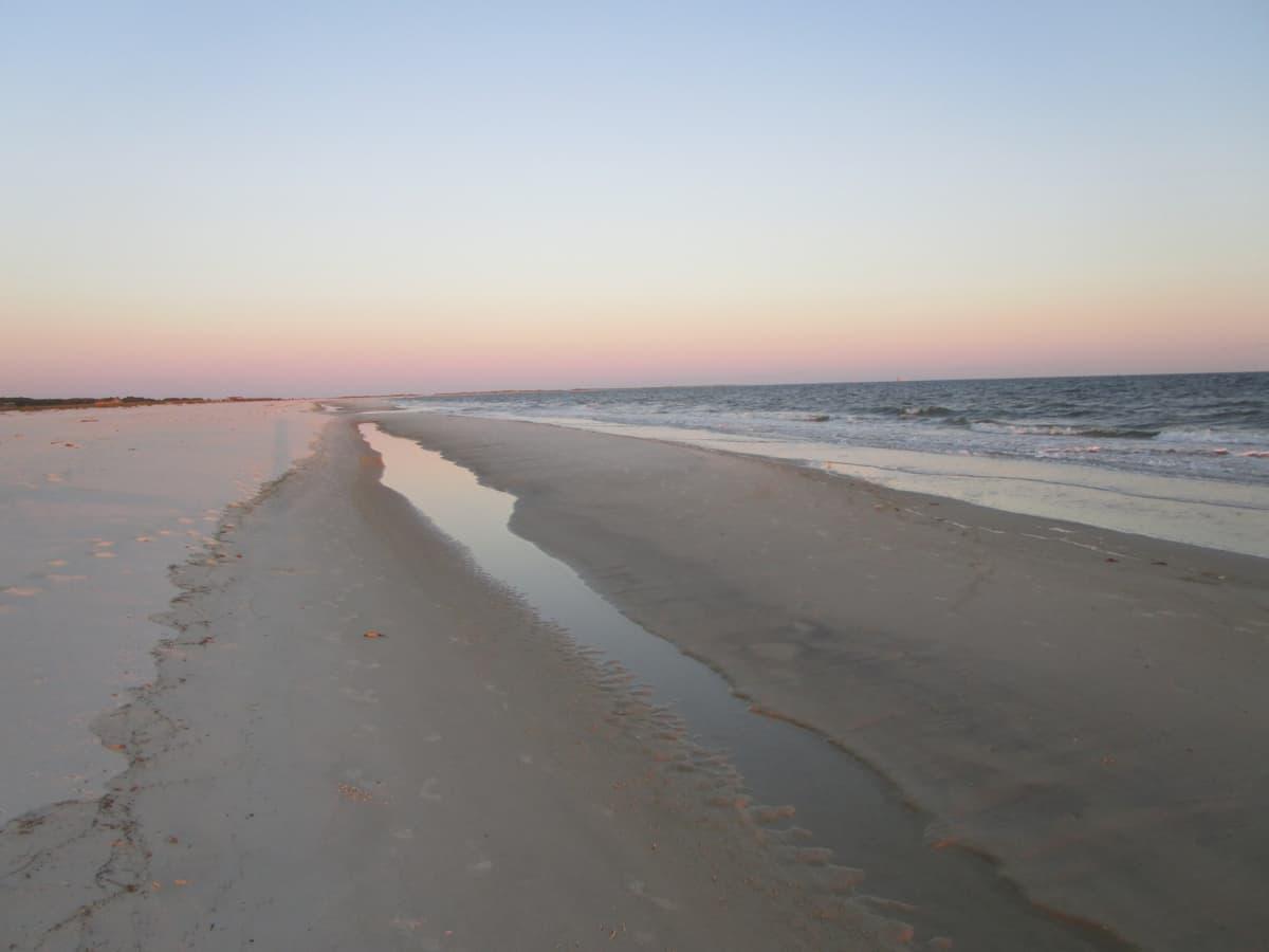 beach dauphin island